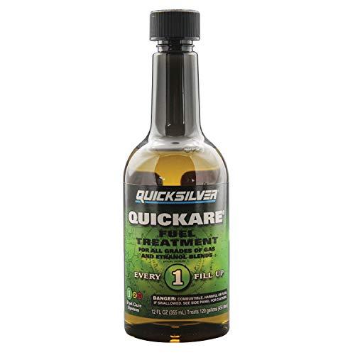 Mercury Quickare Fuel Treatment Additive