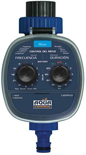 Aqua Control C4099O Programador de Riego...
