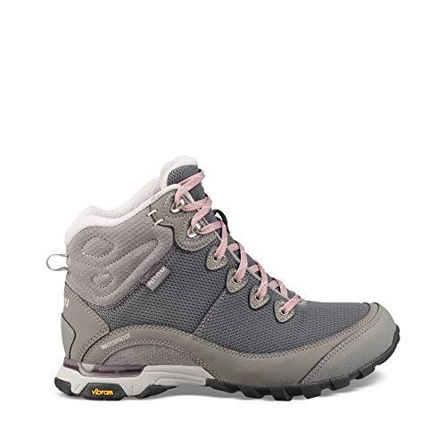 Ahnu Women's W Sugarpine II Waterproof Ripstop Hiking Boot, Insignia Blue, 10 Medium US