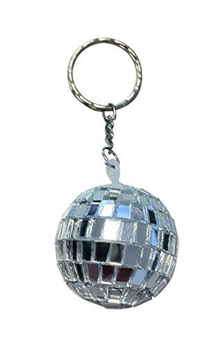 Porte Clés Boule à Facettes - 1 seule Boule à facettes par porte-clés