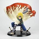 14 Cm Anime Naruto Namikaze Minat Yondaime Hokage PVC Figura De Acción Juguete Modelo Coleccionable ...