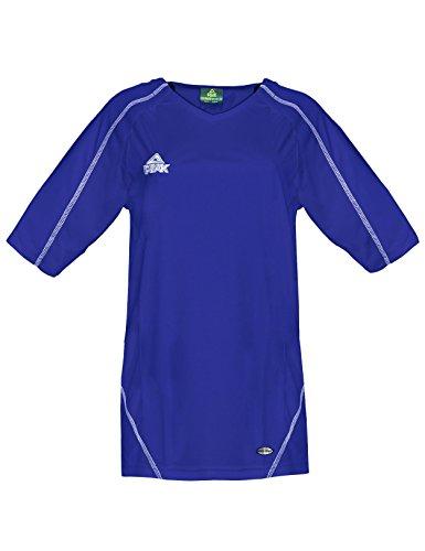 PEAK Sport Europe Aufwärm und Laufshirt Shooting Shirt, Energy Royal, XS