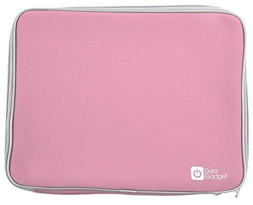 DURAGADGET Funda De Neopreno Rosa Compatible con Portátil Lenovo Ideapad 520-15IKB - Resistente Al Agua