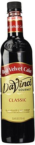 Red Velvet Cake Syrup