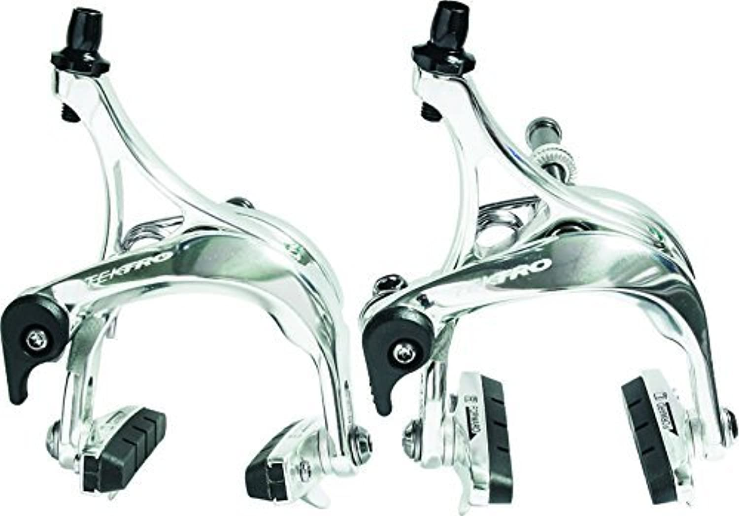 Tektro R540 Pair Silver 3951Mm Reach Brake Road