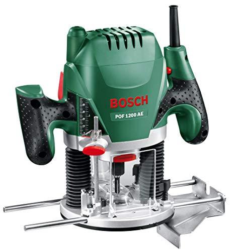 Bosch Home and Garden 060326A100 POF 1200 AE Fresatrice, 1200 W, 230 V, Multicolore, 1 Pezzo (Ricondizionato)