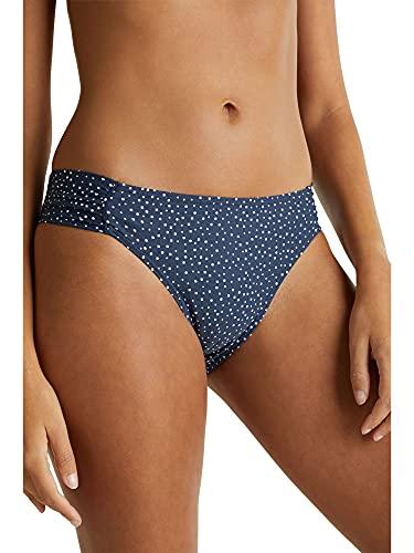 ESPRIT Damen Nautico Beach BC Hipster Brief Bikini-Unterteile, 401/NAVY 2, 38