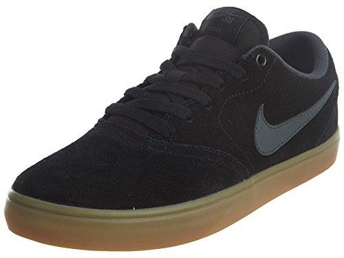 Nike Herren Sb Check Solar Skateboardschuhe, Schwarz, 40.5 EU