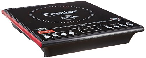 Prestige PIC 3.1 V3 2000-Watt Induction Cooktop with Touch Panel ( Black )