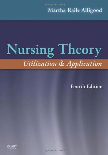 Nursing Theory: Utilization & Application