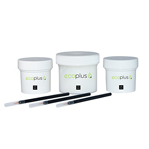 Touch Up Paint Ecoplus+ 2oz Complete Chip Scratch Repair Kit - Acura TL NH700M-4 Alabaster Silver Metallic
