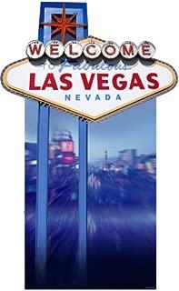 Vegas Sign - Poker Night Giant Cardboard Cutout / Standee / Standup