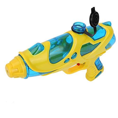 FOLOSAFENAR Pistola de Agua de Gran Capacidad de Alta presión, Juguete para Fiestas de baño, Juguetes de Lucha contra el Agua, Juego Deportivo al Aire Libre, Actividad grupal(Blue)