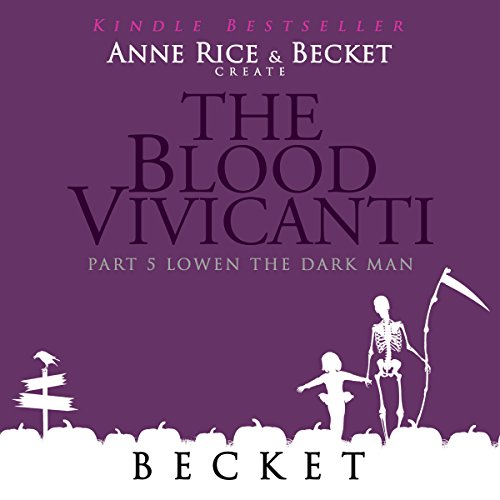 The Blood Vivicanti Part 5 audiobook cover art