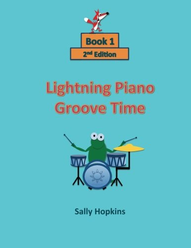 Lightning Piano Groove Time: Book 1