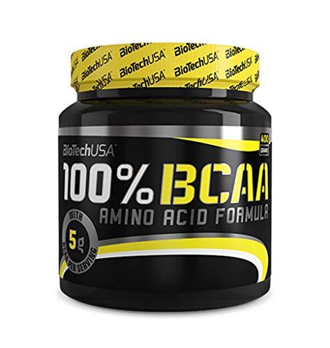 Biotech USA 100% Bcaa Aminoácido - 400 gr