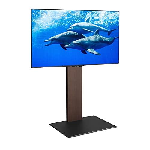 EQUALS イコールズ テレビ台 壁寄せテレビスタンド WALL V2 ハイタイプ 32~60V対応 ウォールナット