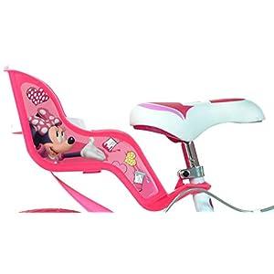 Dino Bikes 616-NN, Minni Mouse, Kinderfahrrad 16 Zoll