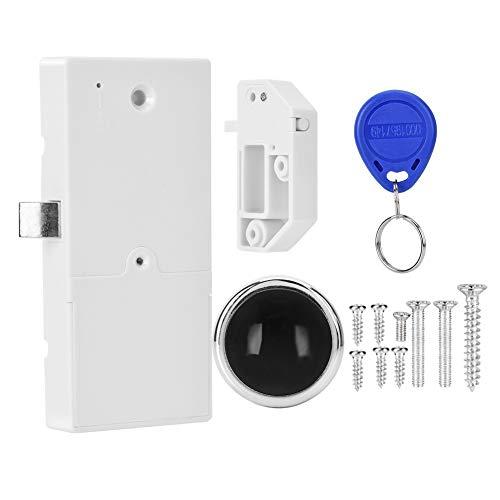 Smart Lock RFID Digitale inductie, veilig en duurzaam, met EM-slot, zonder contact van het papierslot, ideaal voor zwembaden, sauna, badkamer, golfplaats, fitnessstudio's