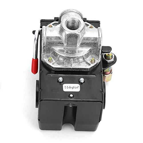 75~120PSI 220V Válvula de control de interruptor fácil de instalar para compresor de aire