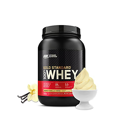 100% Whey Protein Gold Standard (907g), Optimum Nutrition