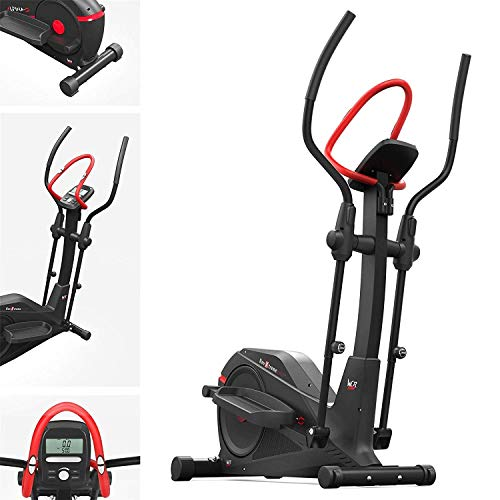 We R Sports Cardio Electronic PMS Cross Trainer Machine Magnetic Fitness Alpina S Elliptical Cross Trainer