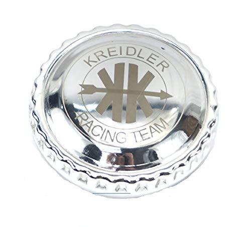 Tankdeckel Kreidler Florett RS MF RMC Flory Mofa Moped chrom