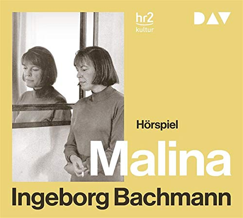 Malina: Hörspiel mit Nina Kunzendorfer, Edmund Telgenkämper und Christoph Luser (2 CDs)