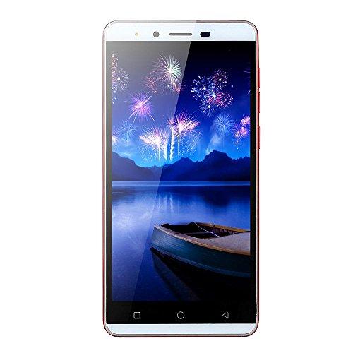 TwoCC Teléfono inteligente, 5.0 Ultrafino Android5.1 Quad-Core ...