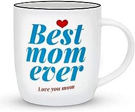 Personnalisé meilleur maman//Mummy//Maman Tasse-Anniversaire-Fête des Mères-cadeau Couleurs Diverses