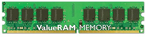 Kingston Technology ValueRAM 4GB DDR2 800MHz Kit módulo de - Memoria (4 GB, 1 x 4 GB, DDR2, 800 MHz, 240-pin DIMM)
