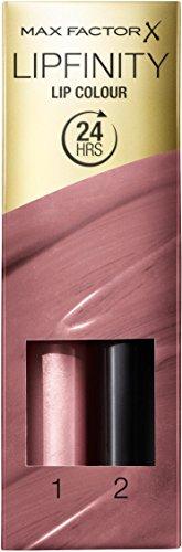 Max Factor Lipfinity 310 Essential Violet, 1er Pack (2 x 2 ml)