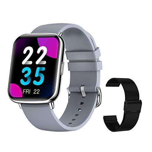 YWS 2021 X27 Hombres Inteligentes Relojes Impermeables Deportes Smartwatch Rate Cardy Ritmo Cardíaco Fitness Tracker Pulsera Reloj De Las Mujeres para iOS Android,O