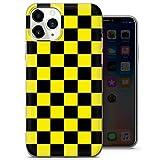 Coque design pour iPhone 11 Pro Max Squares Taxi Motif D006 - Design 4