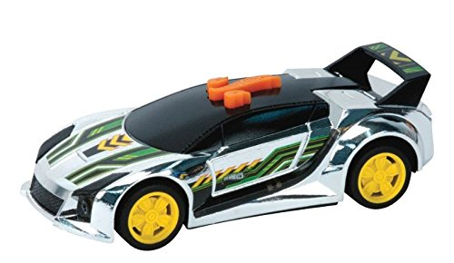 Toy State - Hot Wheels - Hyper Racer - Light and Sound Spin King