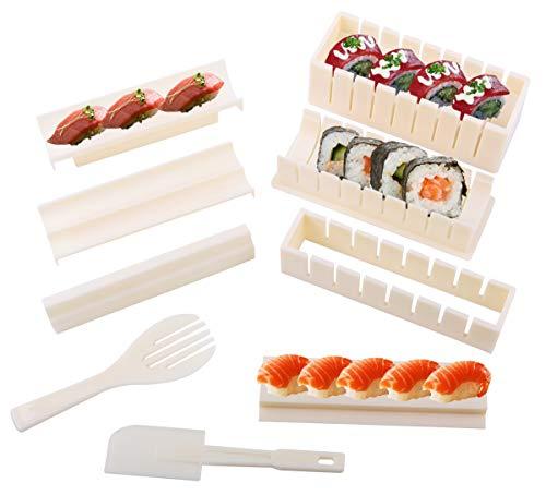 ZIME Super Sushi Maker, DIY Mold Set–Super Easy Sushi Making Kit, Venduto