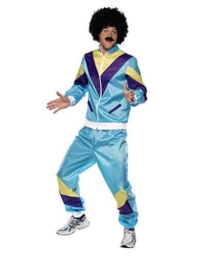 Horror-Shop 80er Jahre Manta Fahrer Kostüm M