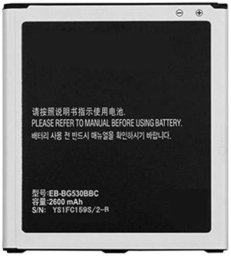 Bestome EB-BG530BBE Batería de repuesto compatible con Samsung Galaxy J3 2016 SM-J320F Galaxy J5 2015 SM-J500F J5 2015 Dual SIM SM-J500F/DS Galaxy Grand Prime SM-G530F