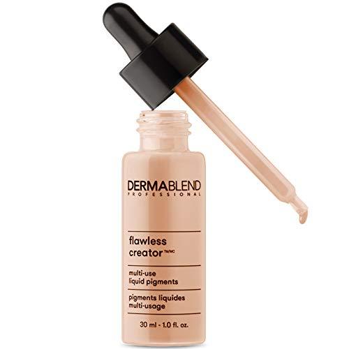 Dermablend Flawless Creator Multi-Use Liquid Foundation Makeup, Full Coverage Foundation, 1 Fl Oz
