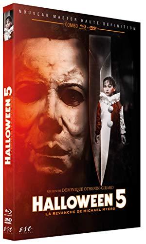 Halloween 5 [Francia] [Blu-ray]