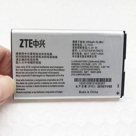 Zte Mf90 4g Hotspot Battery Suitable for ZTE MF90, MF90C, MF91, MF91D, Li3723T42P3h704572 Rechargeable Li-ion Li-Polymer Built-in Lithium Polymer Battery