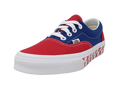 Vans Era 59 Schuhe, Unisex, Skater-Schuh, - Blau/Rot - Größe: 8.5 UK Men/ 10 UK Women