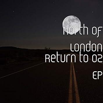 Return to Oz - EP