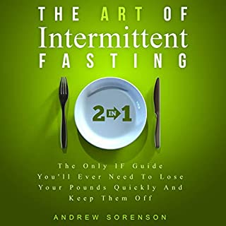 The Art of Intermittent Fasting: 2 in 1 cover art