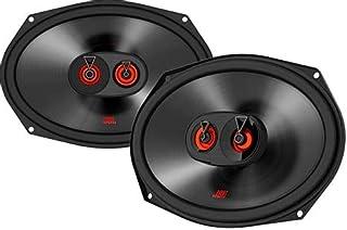 $129 » JBL 6X9 3 Way Car Speaker 255 WTS Peak, 85 WTS RMS (Pair) GTO-X9