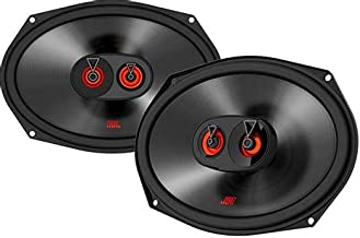 $129 » JBL 6X9 3 Way Car Speaker 255 WTS Peak, 85 WTS RMS (Pair) GTO-X9