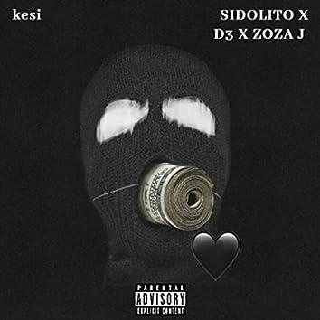 Kesi (feat. D3 & Zoza J)