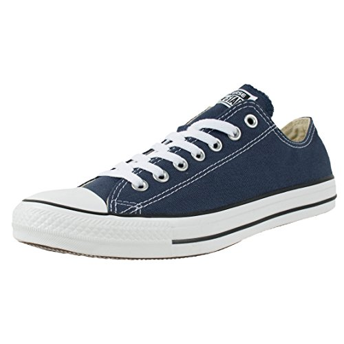 Converse Unisex-Erwachsene Chuck Taylor All Star-Ox Low-Top Sneakers, Blau (Navy), 42.5 EU