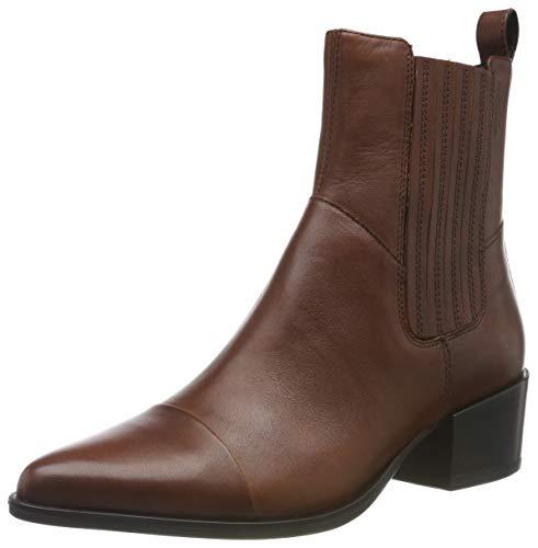 Vagabond Damen Marja Chelsea Boots, Braun (Brandy 44), 42 EU