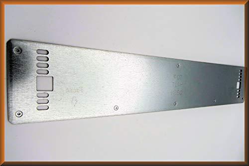Wrasenschutz BSH Dampfschutzblech 60 cm + Nägel B 00114294 Wrasenschutzblech Spülmaschine Bosch, Neff, alle Hersteller